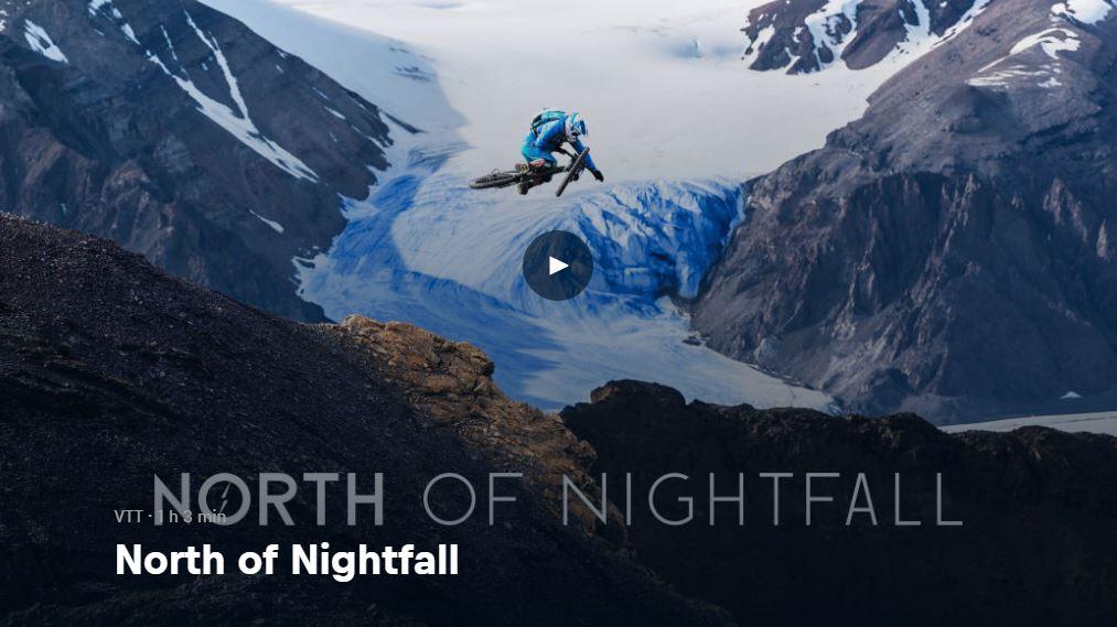 North of Nightfall est un documentaire d'une heure tourné dans l'une des régions les plus reculées du globe : l'Extrême Arctique.